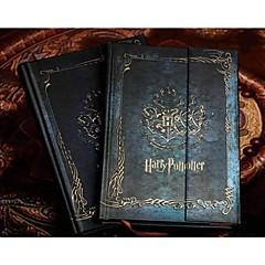 szüret mágikus notebook harry potter naplója könyv kemény borító jegyzetfüzet jegyzettömb napirend plannner