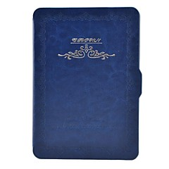 Shy Bear™ Genuine Leather Book Slim PU Leather Cover Case for Amazon Kindle Paperwhite 5 Colors