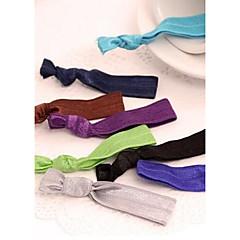 Înnodate brățară elastice legături de păr