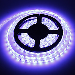 abordables Tiras de Luces LED-5 m 60pcs LED Blanco Impermeable 12V