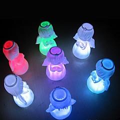 Coway Kleurrijke Angel LED Night Light kerstproducten
