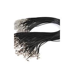 mode 40cm sort DIY smykker tilbehør (1 stk)