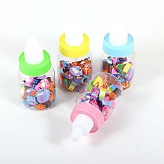 Creative Bottle with Animal Rubber(1 Set Random Color)
