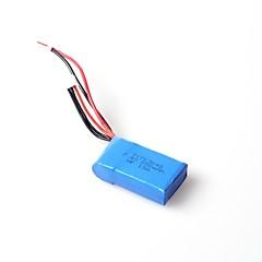 abordables JSJ®-wl juguetes accesorio 850mAh 7.4v batería lipo enchufe jsj para wl V912 rc heliopter l959 / l979 manía del rc 4wd buggy coche