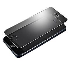 Недорогие Защитные пленки для iPhone SE/5s/5c/5-Защитная плёнка для экрана Apple для iPhone 6s iPhone 6 iPhone SE/5s 1 ед. Защитная пленка для экрана Взрывозащищенный
