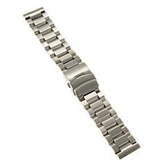 お買い得  腕時計用アクセサリー-腕時計バンド ステンレス鋼 腕時計用アクセサリー 0.1 高品質