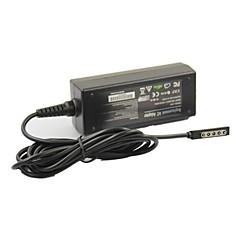 お買い得  ケーブル、アダプター-マイクロソフト表面プロRT 2のために1.5メートルの4.5フィートのDC 12Vの3.58a 45ワット電源アダプタ