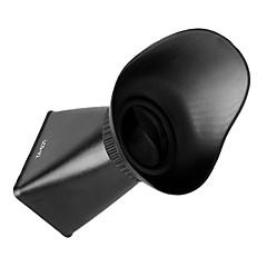 "newyi v2 2.8x 3 ""3: 2 lcd extensor del ocular del visor lupa v2 para canon 550d nikon d90"