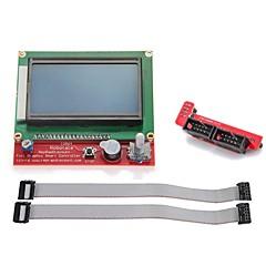 お買い得  ディスプレー-ramps1.4のlcd12864インテリジェントコントローラ