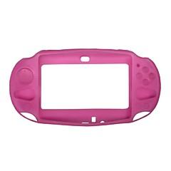 voordelige PS Vita-accessoires-beschermende siliconen soft case hoes zakje huid voor ps vita psv pch-2000