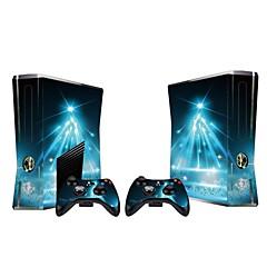 preiswerte Xbox 360 Zubehör-B-SKIN Aufkleber für Xbox 360 Neuartige