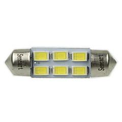 voordelige -Festoen Automatisch Wit 3W SMD 5730 6000-6500 Leeslamp
