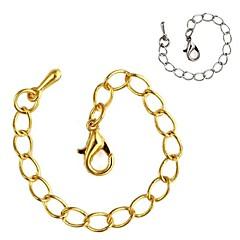 Dorado / Plateado Collares de cadena Legierung Diario / Casual Joyas