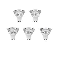abordables Bombillas LED-4W 300-400 lm GU10 Focos LED MR16 1 leds COB Regulable Blanco Fresco AC 220-240V