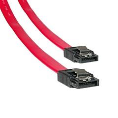 billige USB-1m 3.2ft nye røde serielle SATA-bundkort harddisk hd datakabelstikket