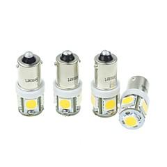 お買い得  カーアクセサリー-SO.K BA9S 電球 ハイパフォーマンスLED / SMD LED 160-180lm ウィンカー For ユニバーサル