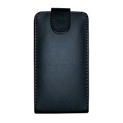 Varten LG kotelo Flip Etui Kokonaan peittävä Etui Yksivärinen Kova Tekonahka LG LG G18 / LG G2 mini / LG Nexus 5 / LG L90 / Other