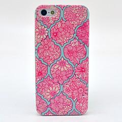 Недорогие Кейсы для iPhone-Мандала цветочный узор жесткий футляр чехол для iPhone 5с