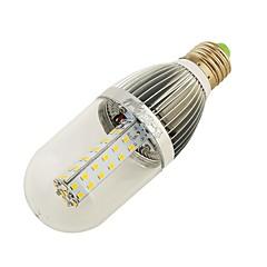 10W E26/E27 Żarówki LED kukurydza T 54 Diody lED SMD 2835 Dekoracyjna Ciepła biel Naturalna biel 800-850lm 3000K DC 12V