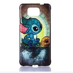 Mert Samsung Galaxy tok tokok Minta Hátlap Case Rajzfilmfigura PC mert Samsung Alpha