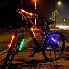 olcso Kerékpár világítás-Fejlámpák Kerékpár világítás Kerékpár hátsó lámpa kerék fények biztonsági világítás Kerékpár első lámpa LED Kerékpározás Állítható fókusz