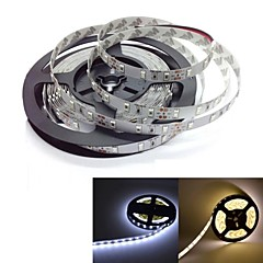 flexibele led-lichtstrips dc12 5m 300 leds warm wit wit hoge kwaliteit