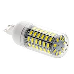 お買い得  LED 電球-5W 450 lm G9 LEDコーン型電球 T 69 LEDの SMD 5730 ナチュラルホワイト AC 220-240V