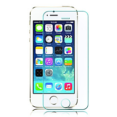 Ultra Thin 0.3mm 2.5 D Explosion-proof Tempered Glass for iPhone/5/5S /5C Toughened Screen Protector Protective Film