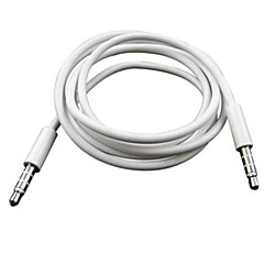 3.5mm Business To Business AUX Audio Converter Cable Mobile Phone Connected to The Automobile Sound Box Line