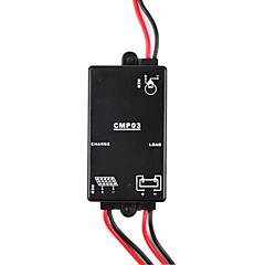 abordables Mandos Solares-y-solar 6v 3a controlador controlador de luz del jardín de carga solar cmp-03
