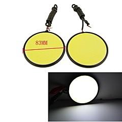 olcso LED-es autó fényszórók-LED - Autó - Menetfény ( 6000 K Spot világítás/Dekoratív )