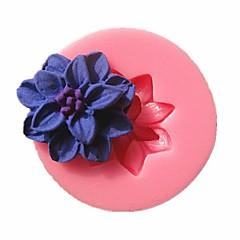 お買い得  ベイキング用品&ガジェット-装飾用具 フラワー パイ クッキー ケーキ シリコーン エコ 高品質 焦げ付き防止