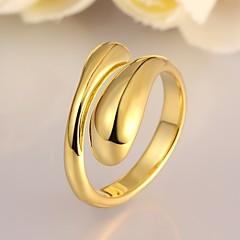preiswerte Ringe-Damen Statement-Ring - Rose Gold überzogen, Aleación Eine Größe Gold / Rotgold Für Party