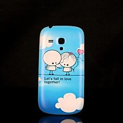 サムスン S3 Mini I8190N - Samsung携帯電話 - バックカバー - グラフィック柄/特別なデザイン プラスチック )