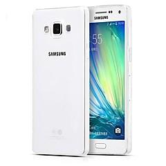 For Samsung Galaxy etui Ultratyndt Transparent Etui Bagcover Etui Helfarve TPU for Samsung A5(2016) A3(2016) A9 A8 A7 A5 A3