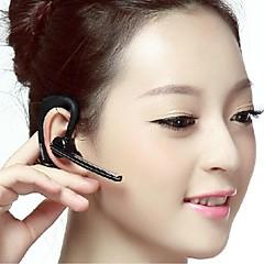 Kopfhörer (Ohrstecker, Ohrstöpsel) (Schwarz , Alles in einem/Bluetooth/Microfon/MP3/Resonanz/Lautstärkeregler/Ohrhörer/Rauschunterdrückung) -