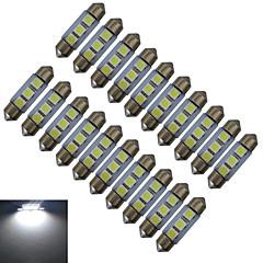 preiswerte LED-Birnen-60 lm Girlande Lichtdekoration 3 Leds SMD 5050 Kühles Weiß DC 12V