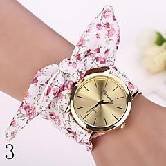 Λουλούδι - Χαλαζίας - Αναλογικό - Ρολόι χεριού - για Γυναικεία