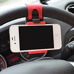 voordelige Houders & Bevestigingen-Telefoonhouder standaard Automatisch Stuur Verstelbare Standaard Kunststof for Mobiele telefoon