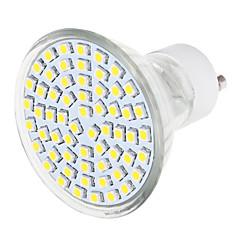 זול נורות LED-YWXLIGHT® 570 lm GU10 תאורת ספוט לד 1 נוריות SMD 3528 לבן חם לבן טבעי AC 220-240V
