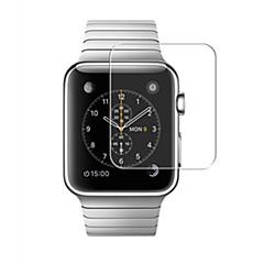 olcso Apple Watch képernyő védők-2 db 38 mm gyémánt ragyog képernyő védő anti-buborék& anti-ujjlenyomat Apple karóra (0,3 mm)