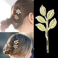 abordables Joyería para el Cabello-Mujer Legierung Horquilla - Elegante / Horquillas para el pelo / Horquillas para el pelo