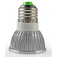 1pc E26/E27 LED Spotlight 3W High Power LED 260lm Warm White Cold White AC220-240V