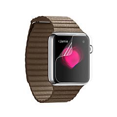 olcso Apple Watch képernyő védők-0,1 mm-es HD képernyővédő az alma karóra 3-as sorozat 2 1 42 mm-es alma karóra képernyővédő