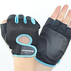 Rękawiczki sportowe Rękawiczki rowerowe Zdatny do noszenia Oddychający Wearproof Taktyczna Bez palców Nylon Kolarstwo / Rower Motocykl