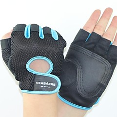 Sports Gloves Bike Gloves / Cycling Gloves Wearable Breathable Wearproof Tactical Fingerless Gloves Nylon Cycling / Bike Fitness Motorbike