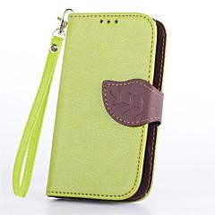 Na Etui Nokii Portfel / Etui na karty / Z podpórką Kılıf Futerał Kılıf Jeden kolor Twarde Skóra PU NokiaNokia Lumia 930 / Nokia Lumia 925