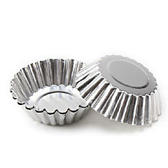お買い得  ベイキング用品&ガジェット-ベークツール メタル エコ / 3D ケーキ / クッキー / Cupcake DIYの金型 / ベーキングモールド