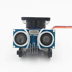 olcso KIT-ultrahangos távolságmérő átalakító modul kit w / 9g szervó - fekete