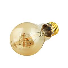 olcso LED izzók-40W E26/E27 Izzószálas LED lámpák led Dekoratív Meleg fehér 3200lm 3000K AC 110-130V
